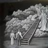 Hand Etchings – Angel Stair Scene