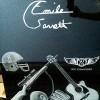 Laser Etchings – Guitar and Gun
