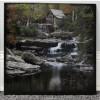 Laser Etchings – Creek Scene Color